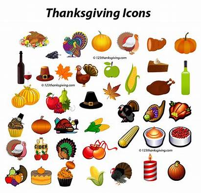 Thanksgiving Icons Clipart Baskets Clip Photoshop Tutorial