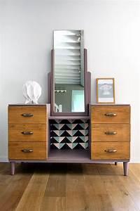 Meuble Coiffeuse But : coiffeuse vintage bertille les jolis meubles ~ Teatrodelosmanantiales.com Idées de Décoration