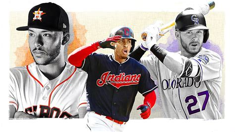 MLB shortstop tiers -- Exciting, young talent abounds