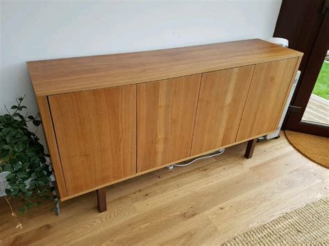 Ikea Sideboard Stockholm by Ikea Stockholm Sideboard In Duddingston Edinburgh Gumtree