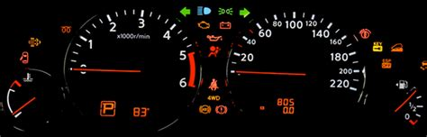 warning light   dash