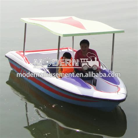 Electric Boats For Sale by Modern Manufacture Water Park Play Equipment Cheap