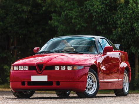 Alfa Romeo Zagato by Rm Sotheby S 1990 Alfa Romeo Sz By Zagato 2015