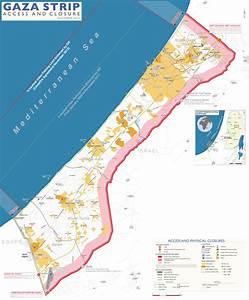 Maps Gaza