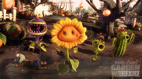zombies plants warfare vs garden pvz zombie plant xbox star vg247 pc gardenwarfare ps4 begin zombis