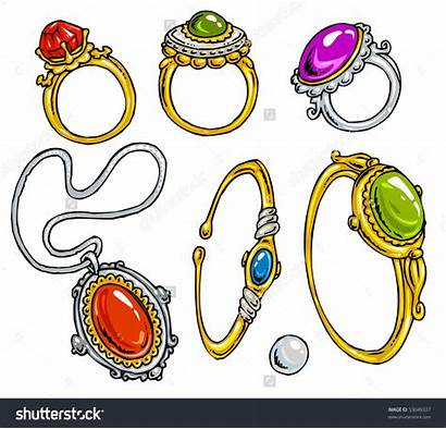 Clip Jewelry Clipart Necklace Jewellery Jewels Arts