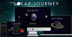 My latest project launched, The Solar Journey – An 3D ...