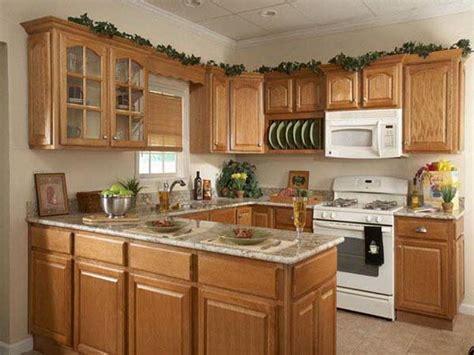 Bloombety  Kitchen Design With Oak Cabinets Ideas Kitchen