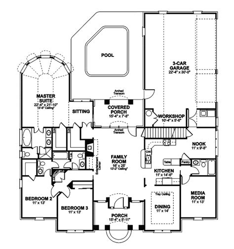 traditional house floor plans yates traditional home plan 013d 0051 house plans and more