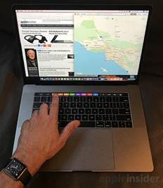 Apple 15 MacBook Pro with Touch Bar
