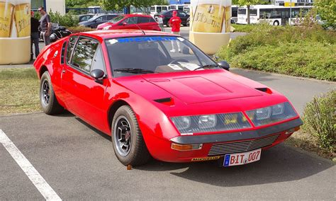 Alpine Renault by Alpine A310