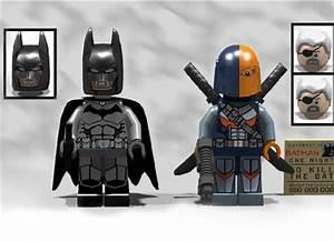 lego Batman Arkham Origins batwing smash up   Batman ...