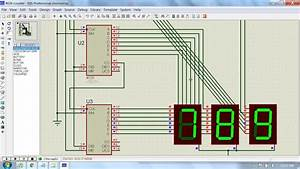 4026 Counter Circuit