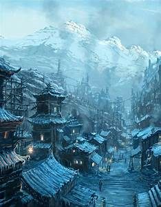 Beneath Ceaseless Skies | Chinese Steampunk Village