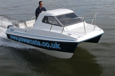 Small Sea Fishing Boats For Sale Uk by Power Catamarans And Multihulls Boats