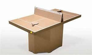Tisch Aus Pappe : tischtennisplatte und spiel aus pappe f rs b ro ~ Sanjose-hotels-ca.com Haus und Dekorationen