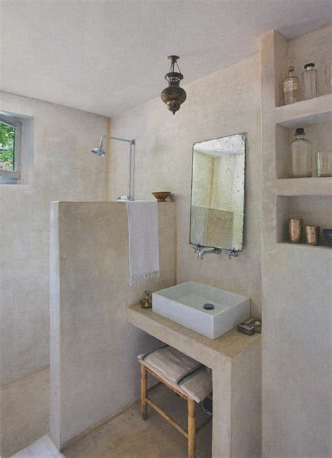 Modern Bathroom Finishes by Modern Interiors Wall Finishes