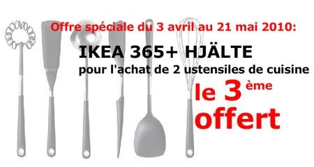 ustensile de cuisine ikea ikea vous offre le troisième ustensile de cuisine ikeaddict