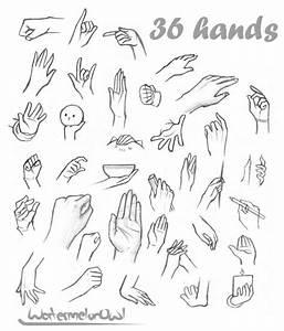 Drawing Anime Hands Anime Hand Drawing Anime Hand Drawing ...