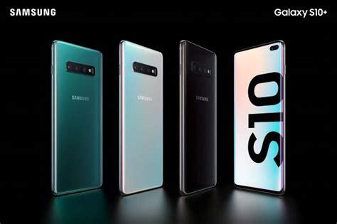 samsung galaxy s10 series sleek and stylish premium