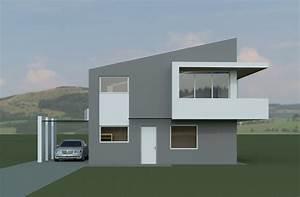3ds max modern house model