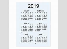 60+ 2019 Calendar Postcards Zazzle