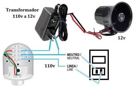 conecte un sensor a una sirena yoreparo