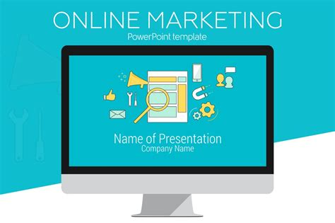free marketing marketing powerpoint template presentation