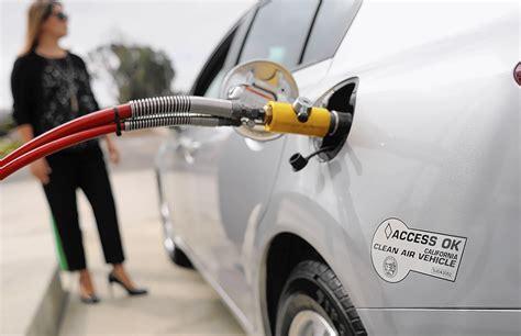 Honda, Chevrolet Give Natural Gas A Push