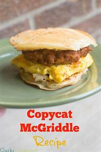 Copycat McGriddle | Recipe | Home, At home and The o'jays