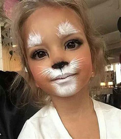 cool halloween makeup ideas  kids  modern