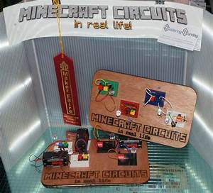 Minecraft Circuits in Real Life Kit | Soldering Sunday