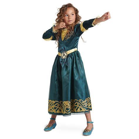 Merida Costume for Kids – Brave   shopDisney