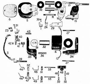 Clark D C  Magnetic Contactor Form 600