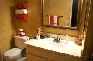 decoration ideas for bathrooms simple home decorating ideas for the guest bathroom