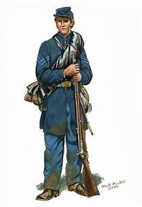 Civil War Union Soldier Uniform - Homemade Porn
