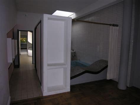 salle de bain villa savoye villa savoye le corbusier 224 poissy yvelines tourisme