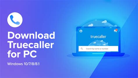 truecaller for pc laptop windows 10 7 8
