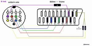 Falcon Scart  Rgb To Hdmi - Atari St  Tt  Falcon Computers