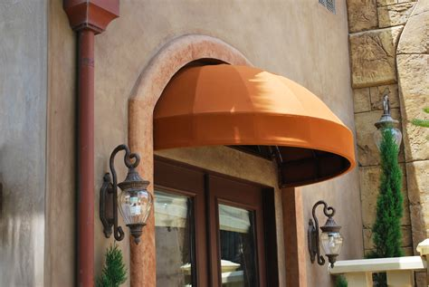 dome awnings custom installed   home  business