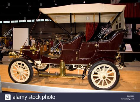 1905 Buick Model C Touring Car Chicago Auto Show 2008