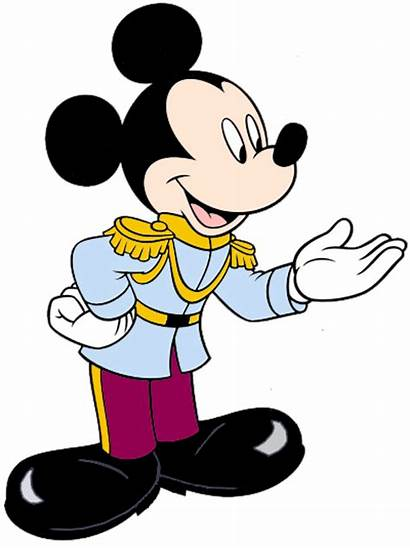 Mickey Mouse Clipart Clip Disney Galore Prince