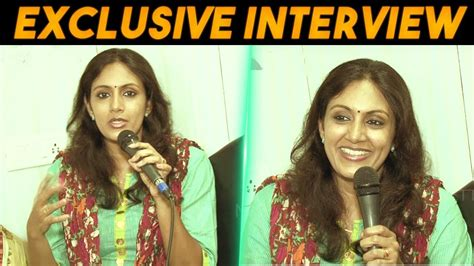 Exclusive Interview with Devadarshini Film Actress - YouTube
