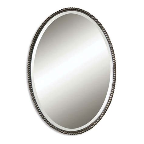 How To Frame An Oval Bathroom Mirror by Bathroom Oval Mirrors Add And Elegance To Your