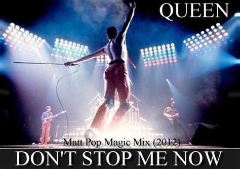 Queen 'don't Stop Me Now' (matt Pop