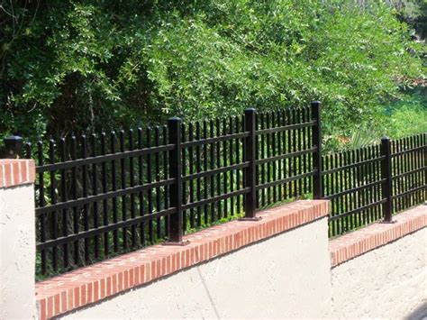 security fence for home security fence protecting a jacksonville home fencepro inc