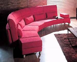 red curved sofa curved red velvet sectional sofa with With red round sectional sofa
