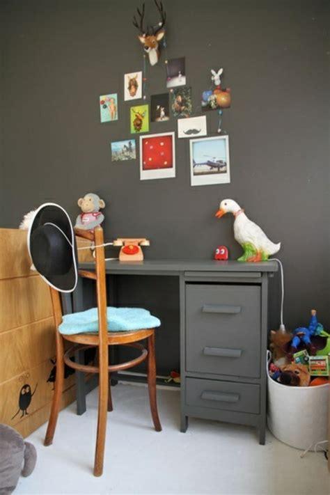 wandgestaltung kinderzimmer grau 40 farbideen kinderzimmer der zauber der farben