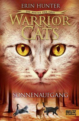 sonnenaufgang warrior cats staffel  bd von erin