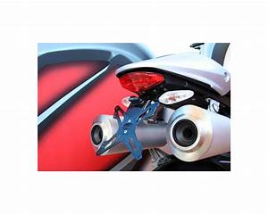 Portamatriculas Ducati Monster 696 Evotech  Todos Los